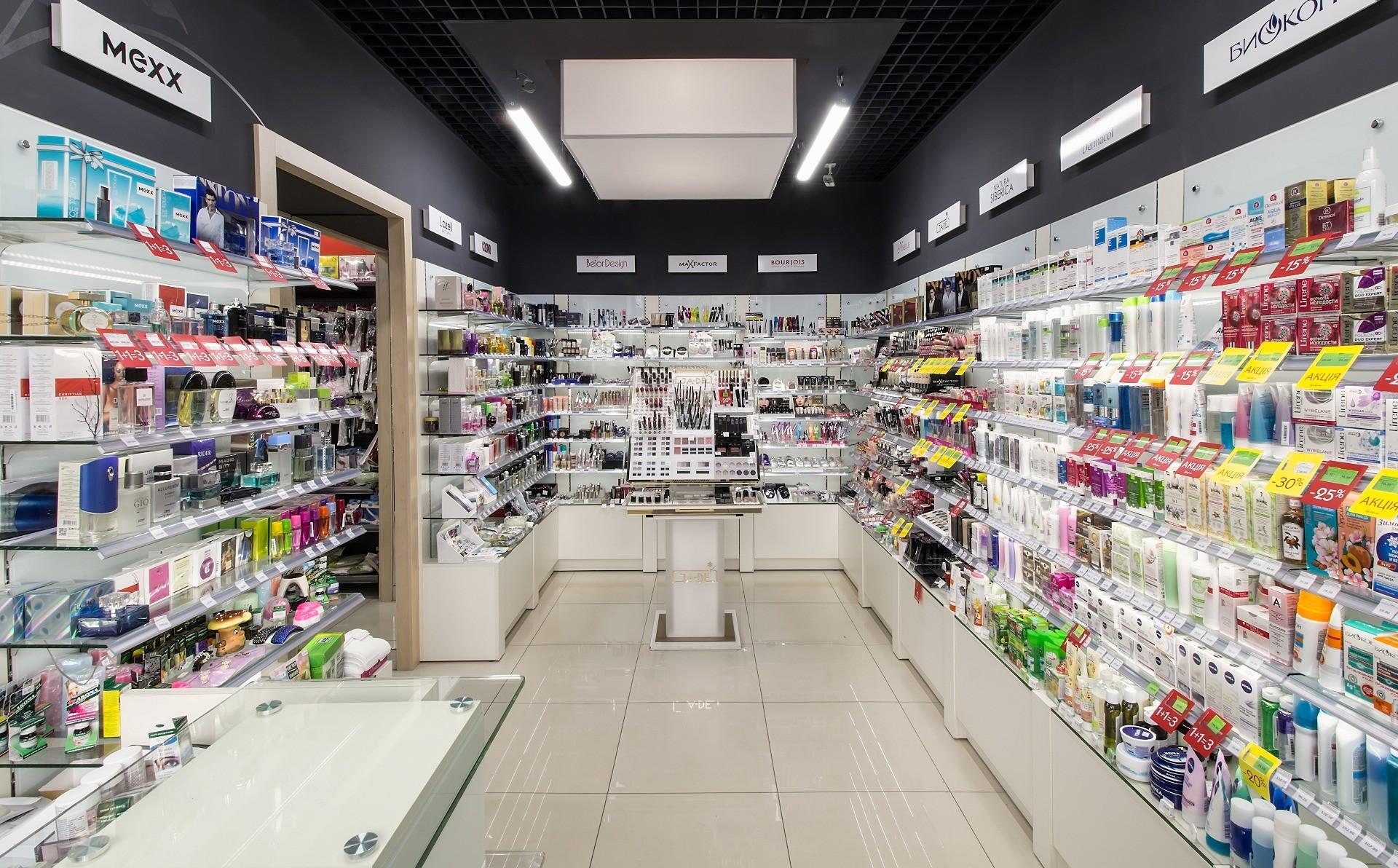 акции и распродажи на парфюмерию и косметику в украине
